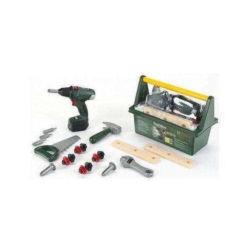 Theo klein bosch play tool box 23x31 cm