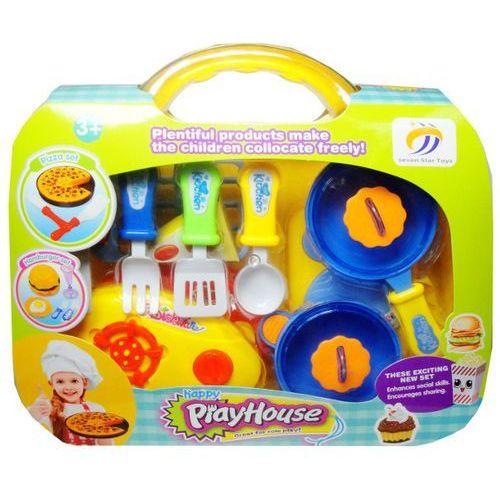 Swede Zabawka naczynia w walizce