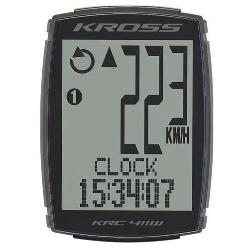 Licznik rowerowy krc 411w marki Kross