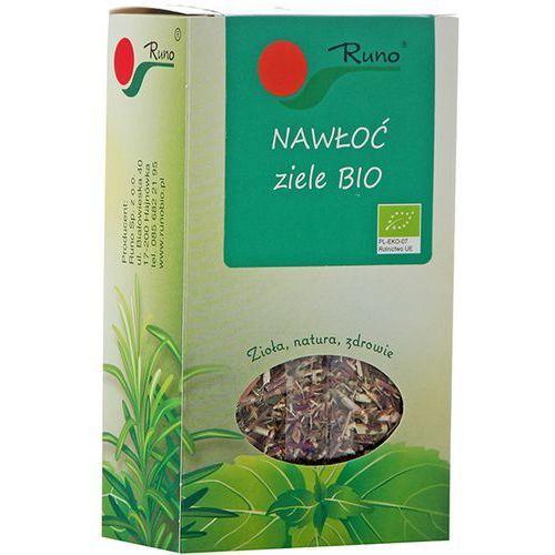 RUNO 50g Nawłoć ziele Bio   DARMOWA DOSTAWA OD 150 ZŁ!, kup u jednego z partnerów