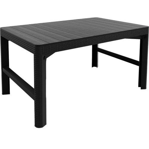 stół ogrodowy lyon rattan marki Allibert