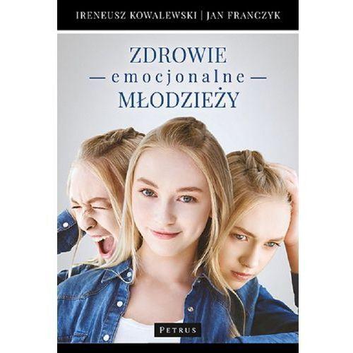 Zdrowie emocjonalne młodzieży, oprawa twarda