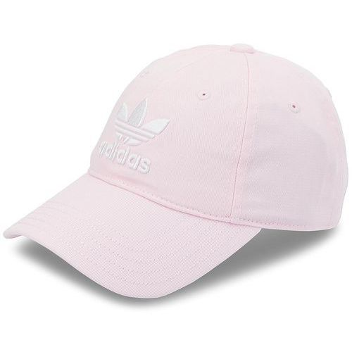 Czapka z daszkiem - trefoil cap dj0882 clpink/white marki Adidas