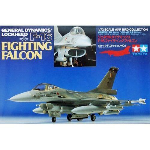 TAMIYA F-16 Fighting Fal con - Tamiya (4950344061839)