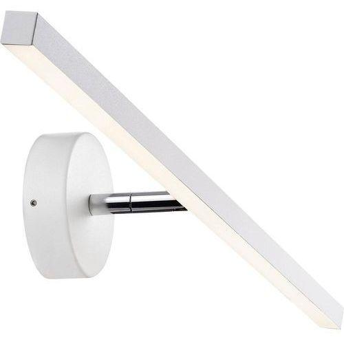 Nordlux Lampa 83071001, led wbudowany na stałe, 1 x 6.5 w,ip44, 230 v, 60 cm x 11 cm , biały