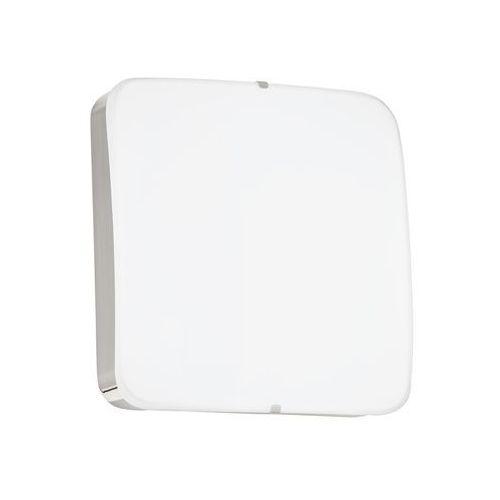 Eglo Kinkiet cupella 95967 lampa ścienna sufitowa 1x11w led biały nikiel