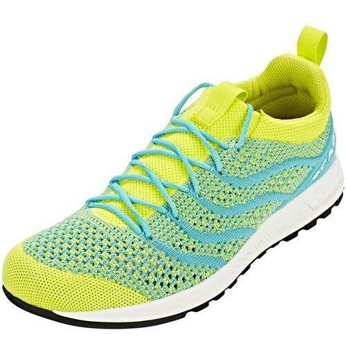gecko air flip buty kobiety żółty/zielony 37 2018 buty codzienne marki Scarpa