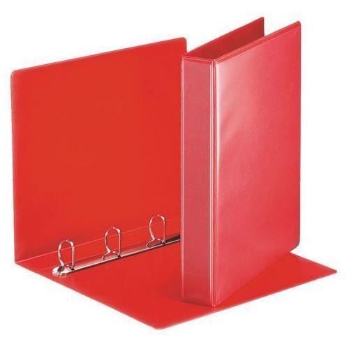 Segregator ofertowy Esselte Panorama 49713 A4/50/4ringi czerwony
