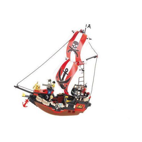 Sluban Pirates duży okręt piracki M38-B0127
