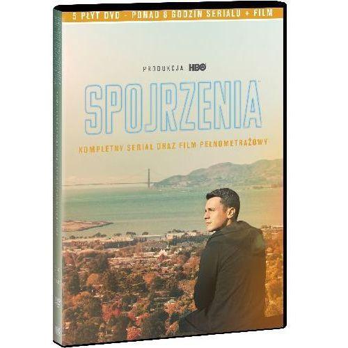 SPOJRZENIA, KOMPLETNA KOLEKCJA SEZON 1-2 + FILM PEŁNOMETRAŻOWY (5DVD) (Płyta DVD) (7321909344907)