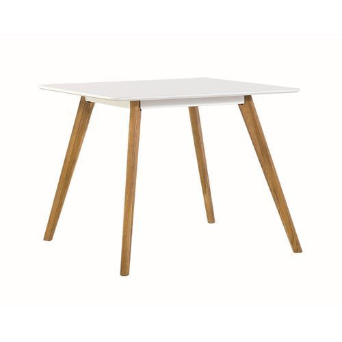 Nierozkładany stół do jadalni w stylu skandynawskim nord 80 marki King home