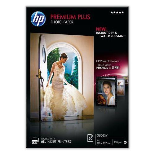 Papier fotograficzny premium plus photo 300g a4 marki Hp