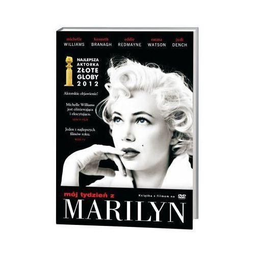Mój tydzień z Marilyn - Simon Curtis (9788377693018)