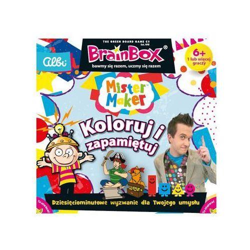 Albi Brainbox koloruj i zapamiętaj - (8590228028846)