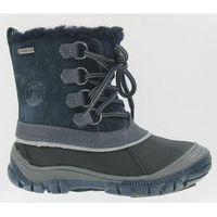 chłopięce buty zimowe, 30, niebieskie marki Primigi
