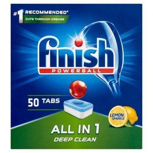 Tabletki all in 1 deep clean (50 sztuk) marki Finish