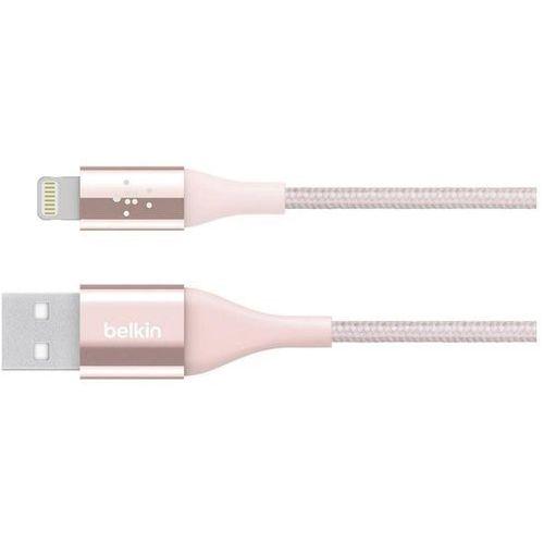 Kabel do iPad/iPhone/iPod Belkin F8J207bt04-C00, [1x złącze męskie USB 2.0 A - 1x złącze męskie Apple Dock Lightning], 1.20 m