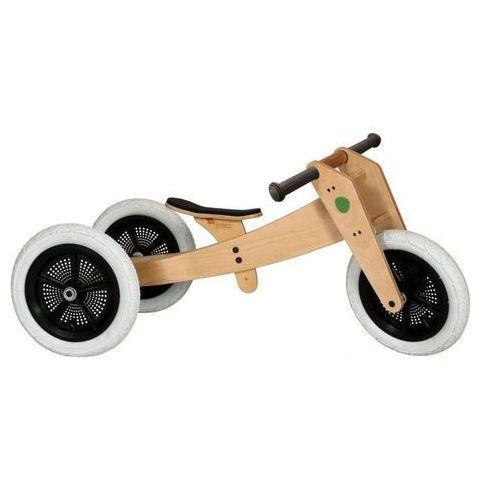 Wishbone 3 in 1 Design Bike Rower biegowy Dzieci Classic beżowy Rowery dla dzieci