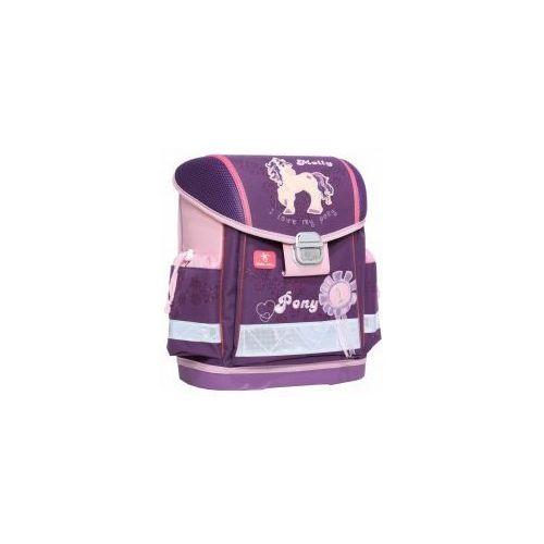 Tornister kasetonowy molly marki Belmil