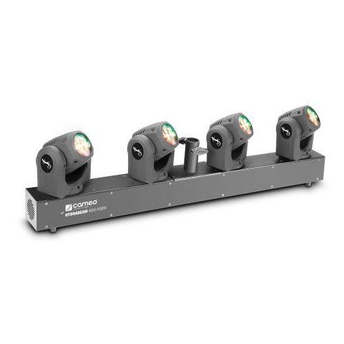 Cameo HYDRABEAM 4000 RGBW - listwa oświetleniowa wyposażona w 4 ultraszybkie lampy 32 W RGBW Quad LED