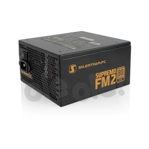 Silentiumpc  supremo fm2 gold 650w 80+ gold - produkt w magazynie - szybka wysyłka! (5904730204712)
