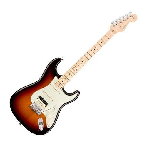 OKAZJA - Fender  american professional stratocaster hss shawbucker mn 3ts