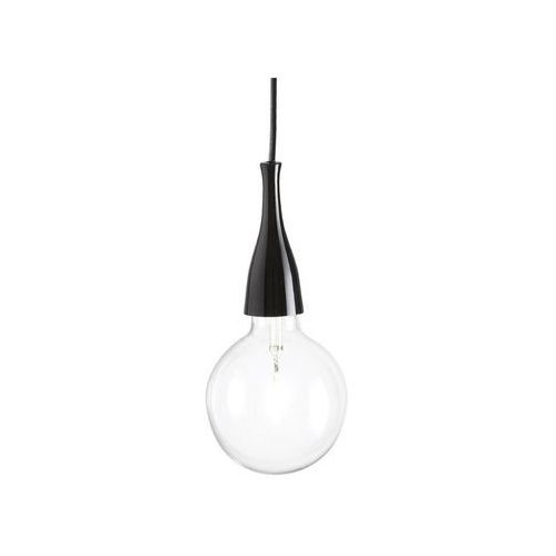 Lampa wisząca  minimal sp1 / 09407 / nero, marki Ideal lux