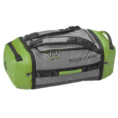 Eagle Creek Cargo Hauler Duffel 60L torba podróżna składana 67 cm / plecak / Fern / Grey - Fern / Grey, kolor szary