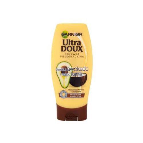 Ultra Doux odżywka do włosów olejek z awokado i masło karite 200 ml
