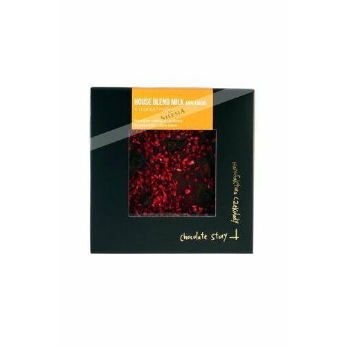 Manufaktura czekolady morela i malina 100g (5900168960336)