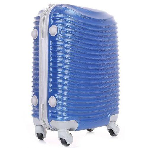 b3dc4fc01bd80 Walizka kabinówka włokiej firmy 4 kółka jasno niebieska (kolory) marki  Or&mi