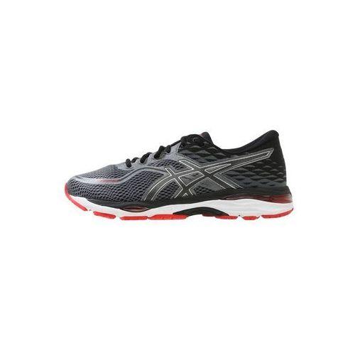 ASICS GELCUMULUS 19 Obuwie do biegania treningowe black/carbon/fiery red, kolor czarny