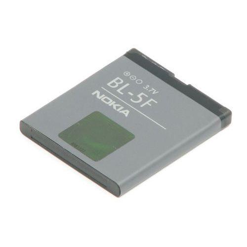 Bateria bl-5f 6210 6290 e65 n93i n95 n96 oryginalna grade a marki Nokia