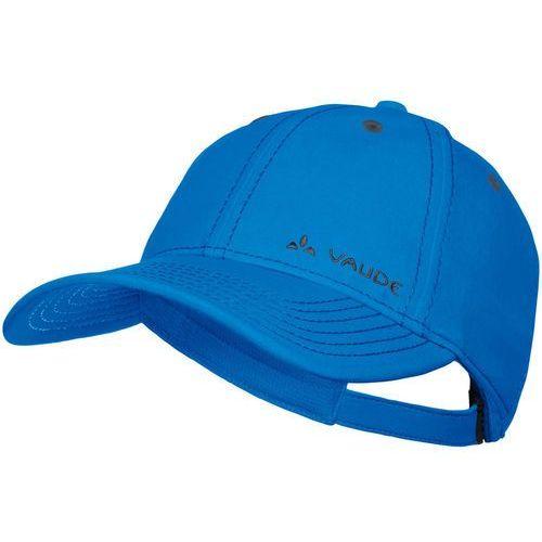 softshell cap nakrycie głowy niebieski l 2018 czapki z daszkiem marki Vaude