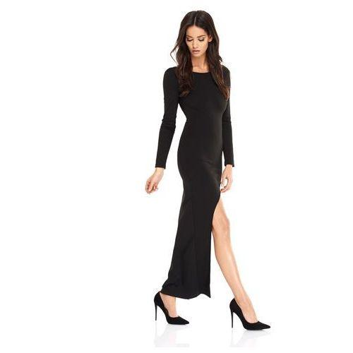 Sukienka Blake w kolorze czarnym, kolor czarny