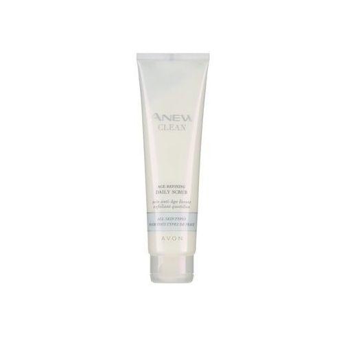 Avon Anew Clean krem peelingujący do wszystkich rodzajów skóry 100 ml