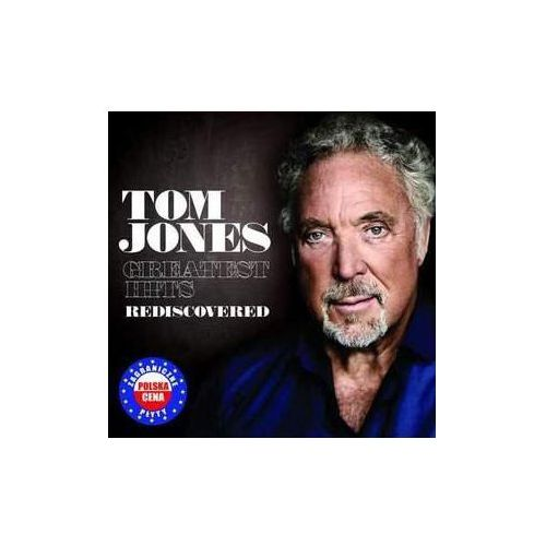 Universal music polska Tom jones - greatest hits-rediscovered (polska cena) - album 2 płytowy (cd)