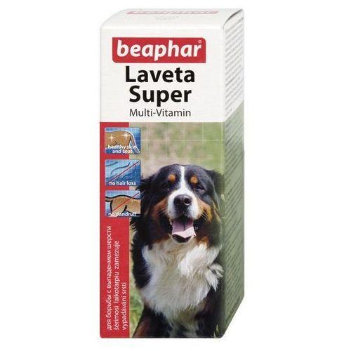 LAVETA SUPER - HUND 50 ml. - preparat na sierść dla psa - produkt z kategorii- Witaminy dla psów