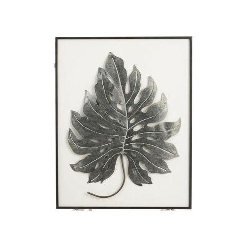 J-line Obraz dekoracyjny leaf 98x77,5cm