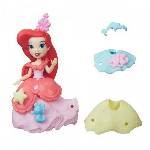 Mini Laleczka HASBRO Disney Princess z sukienką Ariel (5902002983433)