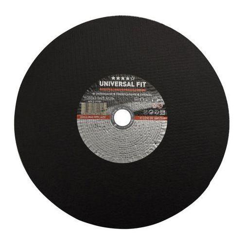 Tarcza do cięcia metalu Universal fit 355 x 3,5 mm (3663602812081)
