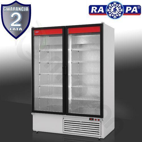 Szafa chłodnicza przeszklona RAPA SCh-S 1600