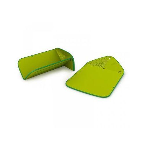 Home&you Deska z cedzakiem rinse&chop