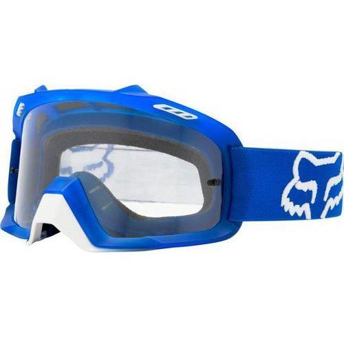 GOGLE FOX AIR SPACE BLUE - SZYBA CLEAR (1 SZYBA W ZESTAWIE)