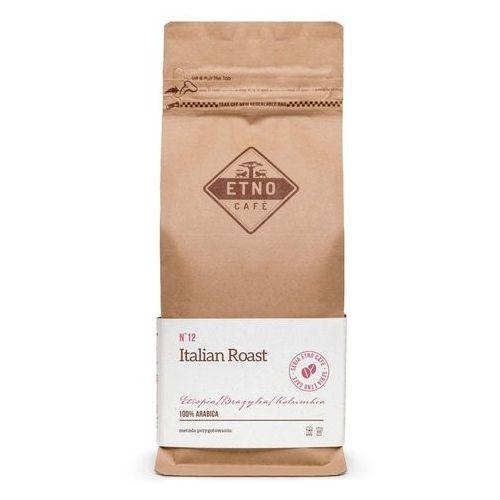 Kawa ziarnista Etno Cafe Italian Roast 250g (5902768699913). Najniższe ceny, najlepsze promocje w sklepach, opinie.