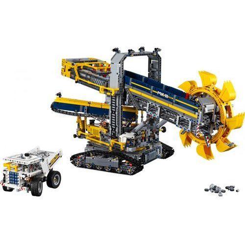 Technic koparka 42055 marki Lego z kategorii: klocki dla dzieci