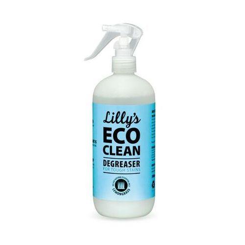 Odtłuszczający środek czyszczący do trudnych zabrudzeń,  wyprodukowany przez Lilys eco clean