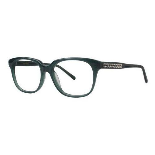 Okulary korekcyjne tania teal marki Vera wang