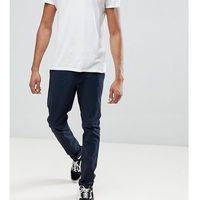 Farah Elm slim fit chino in navy - Navy, kolor szary