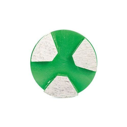 Tarcza z diamentowymi segmentami szlifierskimi round-on green (zestaw) marki Scanmaskin